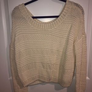 Tobi Cream sweater